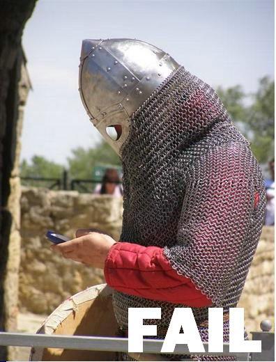 Medieval FAIL