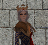 I get to be Eleanor of Aquitaine!
