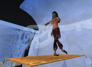More Arabian Dance.