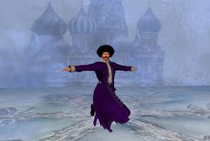 Russian Dance.