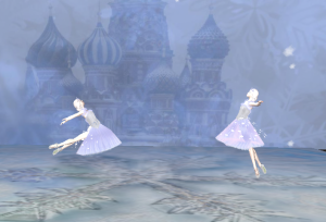 Dance of the Snowflakes.