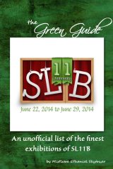 Presenting: the SL11B Green Guide!
